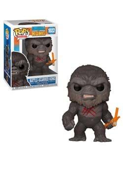 POP Movies Godzilla Vs Kong Battle Scarred Kong
