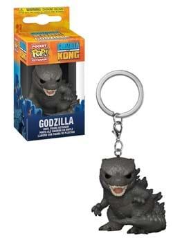 POP Keychain Godzilla Vs Kong Godzilla