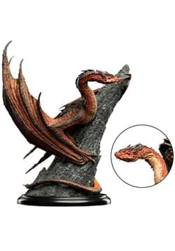 The Hobbit Smaug Mini Statue