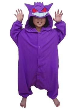 Pokemon Gengar Child Kigurumi
