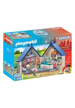 Playmobil Take Along Diner Set