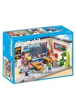 Playmobil Chemistry Class Playset