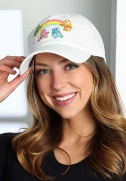 Care Bears Classic Group Rainbow Stripes Cap