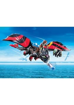 Playmobil How to Train Your Dragon Racing Hiccup Toothless