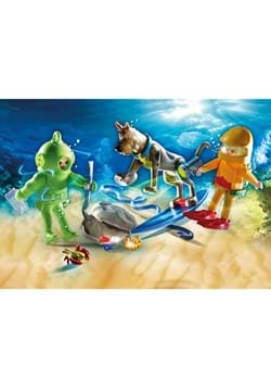 Playmobil SCOOBY DOO Adventure with Ghost of Captain Cutler