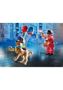 Playmobil SCOOBY DOO Adventure with Ghost Clown
