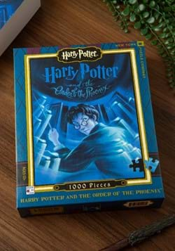 Harry Potter Order of the Phoenix 1000 pc Puzzle