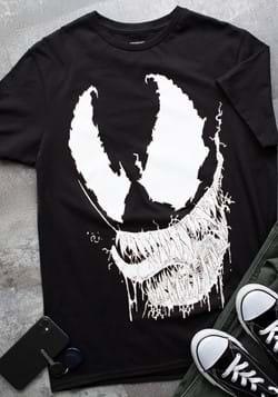 Marvel Venom Face Adult T-Shirt
