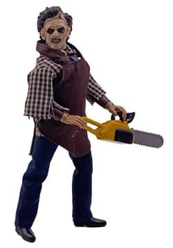 Leatherface 8 Inch Action Figure