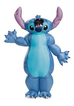 Kids Inflatable Stitch Costume