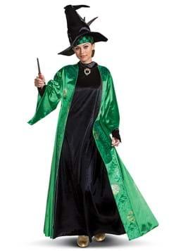 Harry Potter Adult Professor McGonagall Deluxe Costume