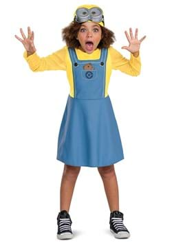 Kid's Minion Dress Costume