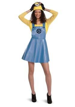 Minion Dress Costume for Women