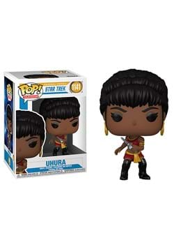 Star Trek Funko POP TV Uhura Mirror Mirror Outfit-1