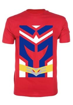 My Hero Academia All Might Mens Costume T Shirt