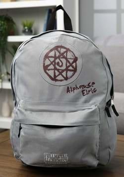 Fullmetal Alchemist Brotherhood Al Backpack