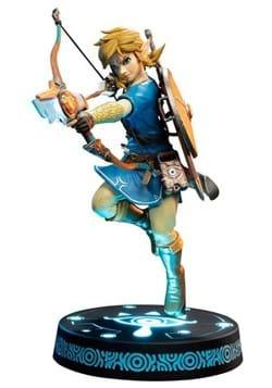 Legend of Zelda: Breath of the Wild Link Statue