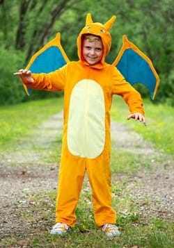 Pokemon Kid's Charizard Deluxe Costume