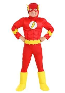 Flash Classic Deluxe Kids Costume