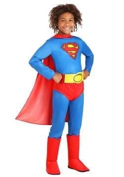 Classic Superman Kids Costume
