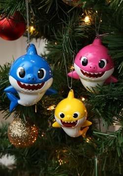 Baby Shark Ornament 3 Piece Set