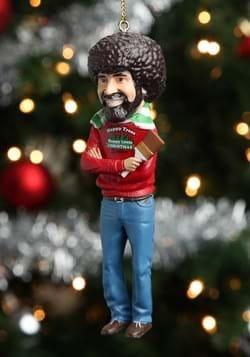 Bob Ross 5 Blow Mold Ornament-update