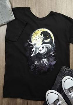 Youth Jack Skellington and Oogie Boogie T-Shirt