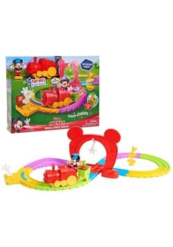 Mickey Mouse Musical Express Train Set