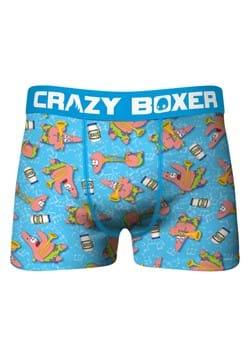 Crazy Boxers Spongebob Mayo Boxer Briefs for Men