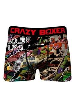 Crazy Boxers Men's Ninja Turtles Medley Boxer Brie