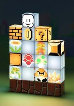 Super Mario Bros Build a New Level Light