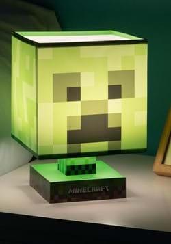 Minecraft Creeper Icon Lamp