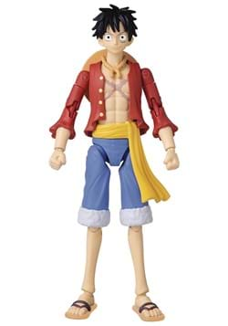 Anime Heroes One Piece Monkey D Luffy 6 5 Action Figure