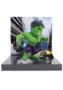 The Loyal Subjects Superama Marvel Hulk Figural Diorama