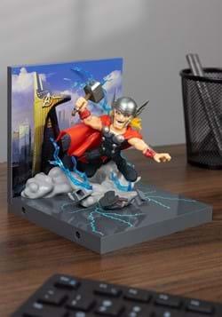 The Loyal Subjects Superama Marvel Thor Figural Diorama