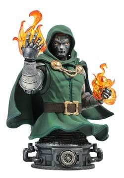 Diamond Select Marvel Comic Dr Doom Bust