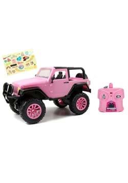 1 16 Girlmazing RC 14 Pink JEEP Wrangler
