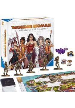 Wonder Woman Challenge of the Amazons