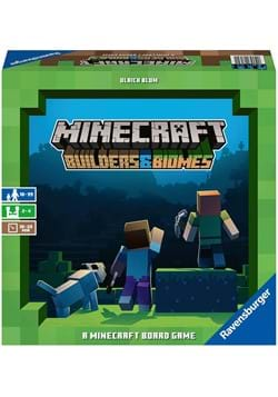 Minecraft Builders Biomes Game