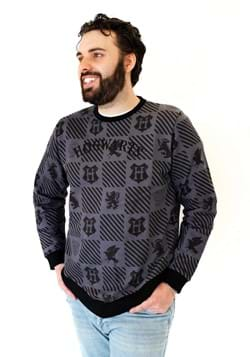 Cakeworthy Hogwarts Embroidered Pullover Sweater