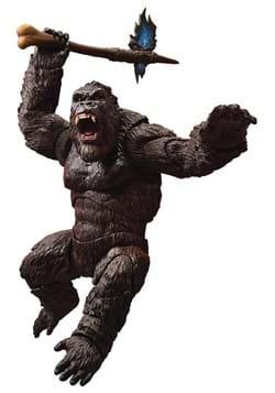 Godzilla Vs Kong 2021 King Kong S H Monsterarts Figure