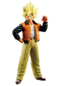 Dragon Ball Son Goku Vs Omnibus Z Ichiban Statue