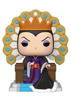 Funko POP Deluxe Villains Evil Queen on Throne