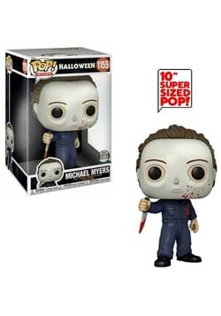 POP Movies Halloween 10 Inch Michael Myers Bloody