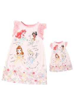 Girls Disney Princess Dream Team Dorm Nightgown