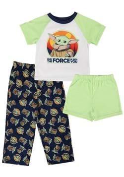 3 Piece Toddler Boys The Child Force Sleep Set