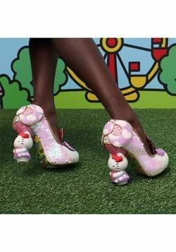 Irregular Choice Hello Kitty Star of the Show Heel