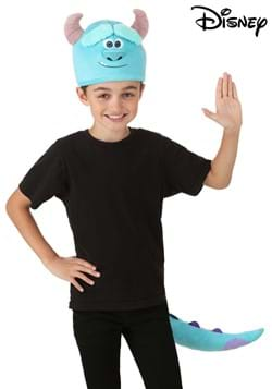 Monsters Inc Sulley Plush Hat and Tail Kit