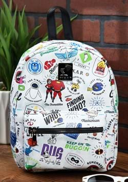 Pixar Icon Toss Print Mini Backpack