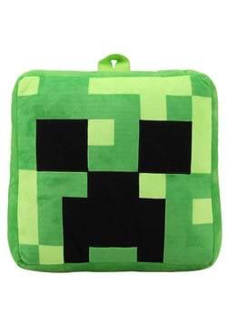 Minecraft Creeper Kids Pillow Backpack